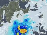 雨雲レーダー(2021年06月12日)
