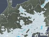 2021年06月13日の長野県の雨雲レーダー