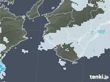 2021年06月13日の和歌山県の雨雲レーダー