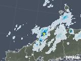 雨雲レーダー(2021年06月13日)