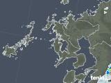 2021年06月13日の長崎県の雨雲レーダー