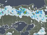 2021年06月14日の兵庫県の雨雲レーダー