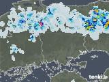 雨雲レーダー(2021年06月14日)