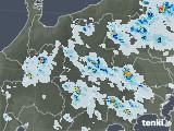 2021年06月15日の長野県の雨雲レーダー