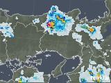 2021年06月15日の兵庫県の雨雲レーダー