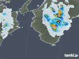 2021年06月15日の和歌山県の雨雲レーダー