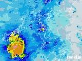 2021年06月15日の長崎県の雨雲レーダー