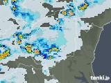2021年06月16日の栃木県の雨雲レーダー