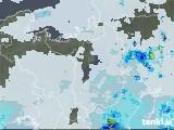 雨雲レーダー(2021年06月16日)