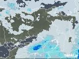2021年06月16日の兵庫県の雨雲レーダー