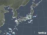 雨雲レーダー(2021年06月17日)