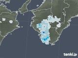 2021年06月17日の和歌山県の雨雲レーダー