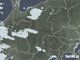 2021年06月18日の長野県の雨雲レーダー