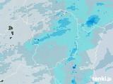 2021年06月19日の栃木県の雨雲レーダー