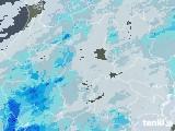 2021年06月19日の長野県の雨雲レーダー