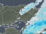 2021年06月19日の兵庫県の雨雲レーダー