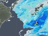 2021年06月19日の和歌山県の雨雲レーダー