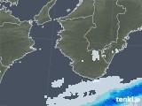 2021年06月20日の和歌山県の雨雲レーダー
