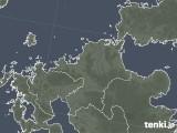 雨雲レーダー(2021年06月20日)
