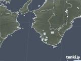 2021年06月21日の和歌山県の雨雲レーダー