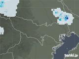 2021年06月22日の東京都の雨雲レーダー