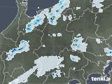 2021年06月22日の長野県の雨雲レーダー