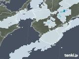 2021年06月22日の和歌山県の雨雲レーダー