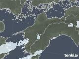 雨雲レーダー(2021年06月22日)