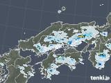雨雲レーダー(2021年06月23日)
