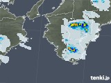 2021年06月23日の和歌山県の雨雲レーダー