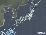 雨雲レーダー(2021年06月24日)