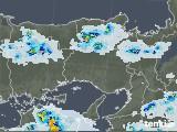 2021年06月24日の兵庫県の雨雲レーダー