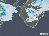 2021年06月24日の和歌山県の雨雲レーダー