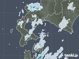 2021年06月24日の道南の雨雲レーダー