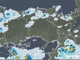 2021年06月25日の兵庫県の雨雲レーダー