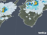 2021年06月25日の和歌山県の雨雲レーダー