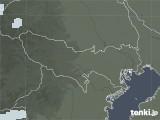 2021年06月26日の東京都の雨雲レーダー