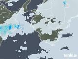 2021年06月26日の和歌山県の雨雲レーダー