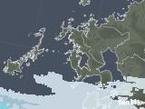 2021年06月26日の長崎県の雨雲レーダー