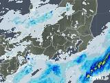 2021年06月27日の関東・甲信地方の雨雲レーダー