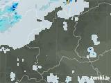 2021年06月27日の群馬県の雨雲レーダー