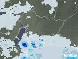 2021年06月27日の愛知県の雨雲レーダー