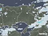 2021年06月27日の兵庫県の雨雲レーダー