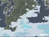 2021年06月27日の宮崎県の雨雲レーダー