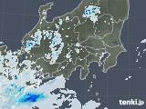 2021年06月28日の関東・甲信地方の雨雲レーダー