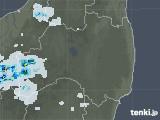 2021年06月28日の福島県の雨雲レーダー