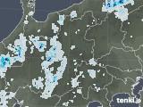 2021年06月28日の長野県の雨雲レーダー
