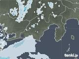 2021年06月28日の静岡県の雨雲レーダー