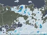 2021年06月28日の兵庫県の雨雲レーダー
