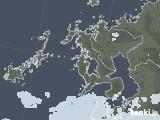 2021年06月28日の長崎県の雨雲レーダー